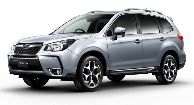 Subaru Forester Rental
