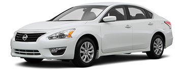 Intermediate Rental Car